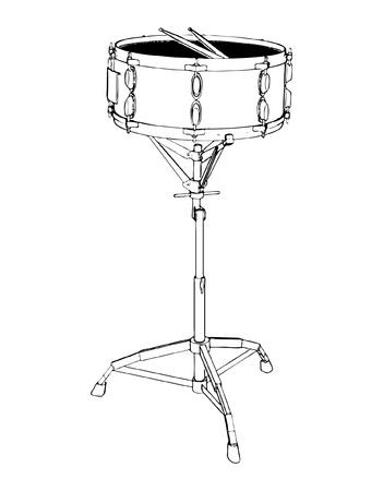 drummer: Drum Instrument