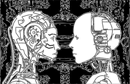 cyborg: Los androides no acordar revelador de su tecnolog�a