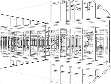 Abstrakte Construction