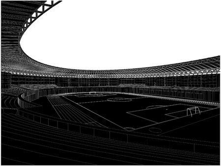 world cup: Football Soccer Stadium