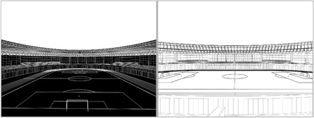 venue: Football Soccer Stadium