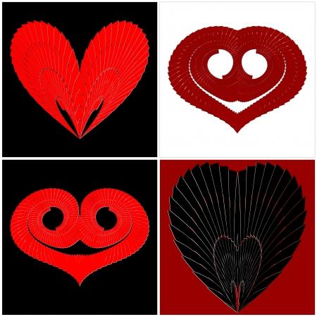 timeless: Heart In Shape Shell