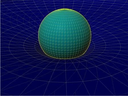 einstein: Einstein s Wire Net General Theory Of Relativity Structure