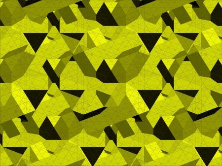 spider net: Spider Net Line Yellow Geometric Kaleidoscope Vector