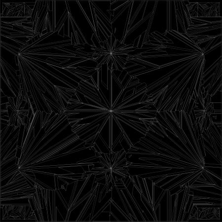 adamant: Diamond Crystal Geometric Pattern Structure Vector