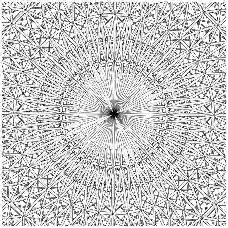 抽象構文構造ベクトル  イラスト・ベクター素材
