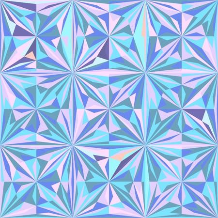 bauhaus: Vintage hipster triangle seamless pattern background