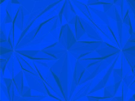 the nineties: Vintage Hipster Blue Colorful Geometric Pattern  Illustration