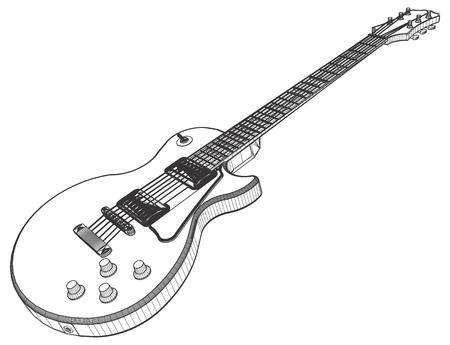 guitar neck: Electric Guitar