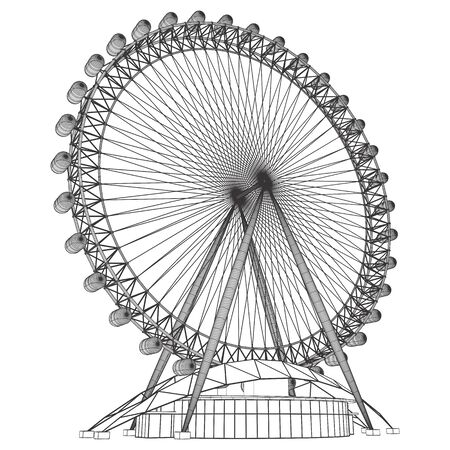 decorative lines: Carousel