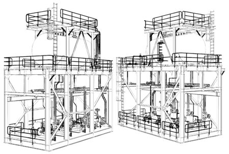 Air Compressor Technology Construction design