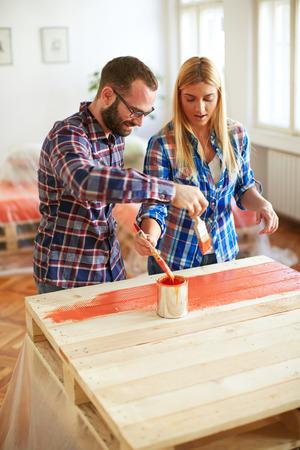 furniture: Painting furniture