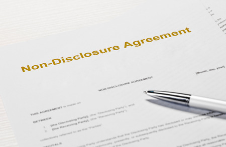 disclosure: Non disclosure agreement document