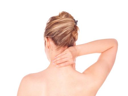 the neck: Dolore al collo