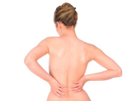 head and  back: Back pain