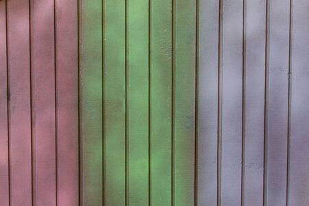 Colored wooden background texture 写真素材