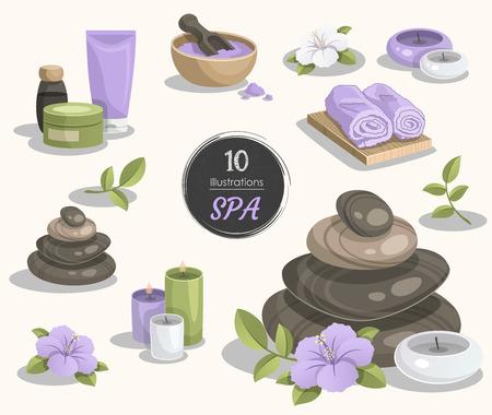 rock salt: SPA Illustration