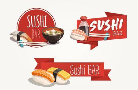 nori: Japan food Illustration
