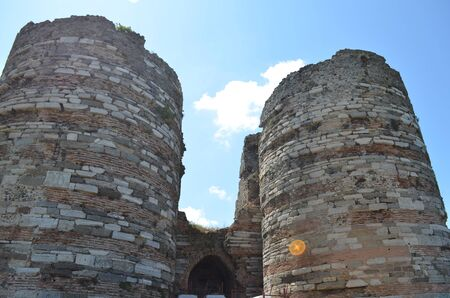 historical building: Historical building in Turkey  Istanbul
