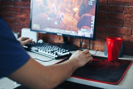 E-Sports. A Boy Playing A Strategy Video Game. Steam Community. ESports Club