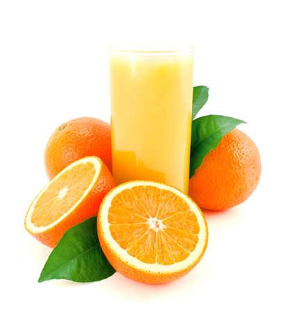 mineralized: Orange and juice