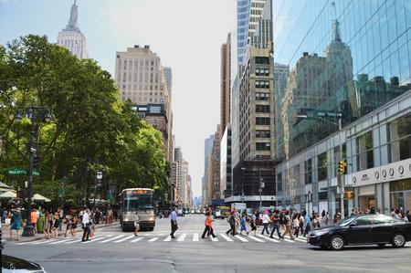 New York City 2 Redactioneel