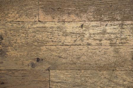 Gekrast houtstructuur