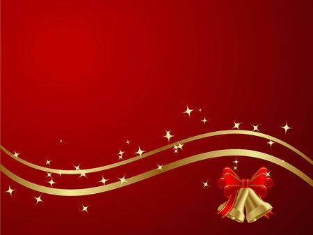 Elegant Christmas Background. Vector illustration. Vector