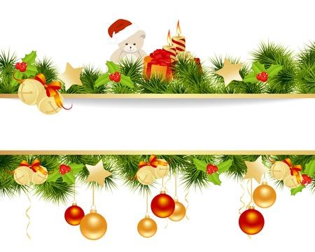 osos navide�os: Tarjeta de Navidad