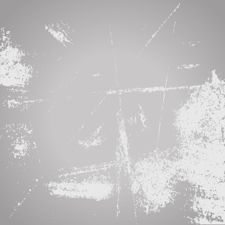 scraping: Grunge grey scratchy surface  Vector background  Trace  Illustration