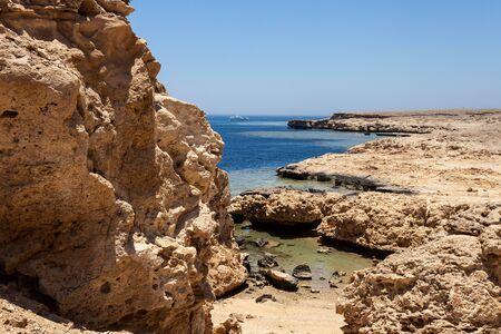 mohammed: National park Ras Mohammed Sea view in Egypt