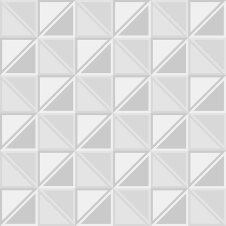 grey background texture: Grey and white geometric texture. Vector seamless background.