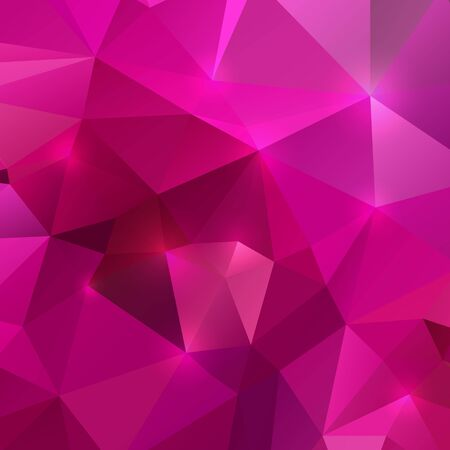 abstract pink: Abstract pink triangle geometrical background. Vector illustration