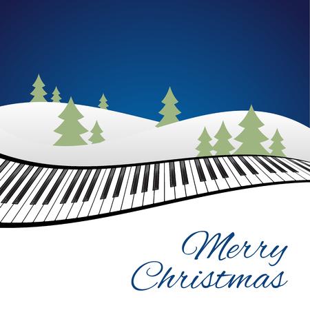 Holiday christmas background Illustration