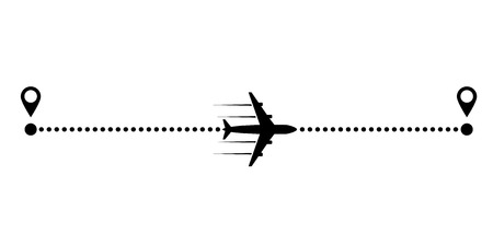 Plane and Track