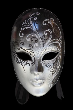 anonymous: Beautiful carnival mask from venice Italy