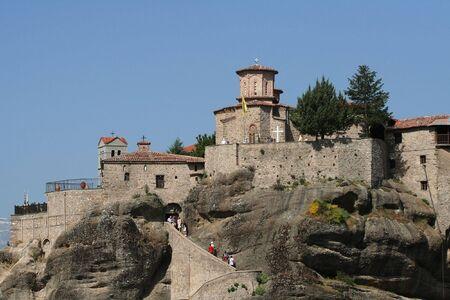 thessalia: Monasteries of Meteora Greece