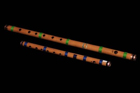 Wooden Flute Stock Photo - 3666060