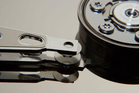 internals: Internals of a hard drive