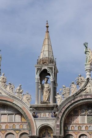 Piazza San Marco and The Doges Palace, Venice, Italy photo