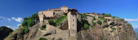 monasteri: Monasteri di Meteora in Grecia Thessalia