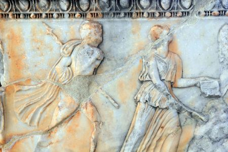 ���archeological site���: Olympia archeological site Peloponnese Greece