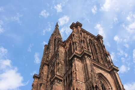 Cathedral Notre Dame, Strasbourg, Alsace, France Stock Photo - 7638112