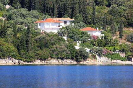 Lefkada ionian island Greece photo