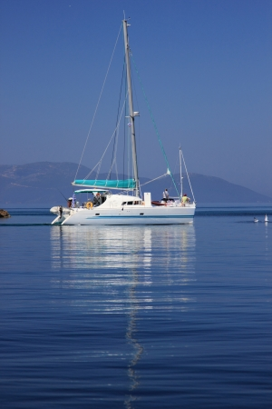 ionian: Sailing in Greece around the Ionian islands