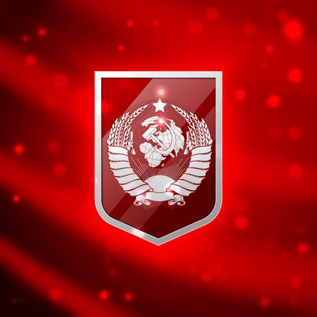 Coat of arms Soviet Union