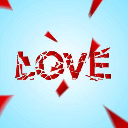 crashed: Crashed love, word broken