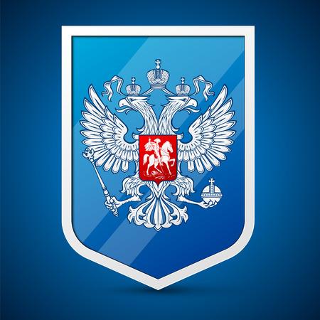 Wapenschild van de Russische Federatie