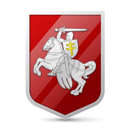 Het Wapenschild van Wit-Rusland