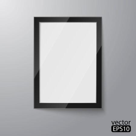 digital: digital frame Illustration